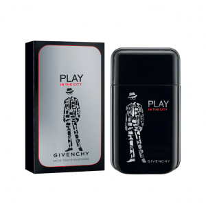 GIV PLAY IN THE CITY EDT 100ML SP/H