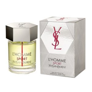 L´HOMME SPORT EDT 100ML SP/H