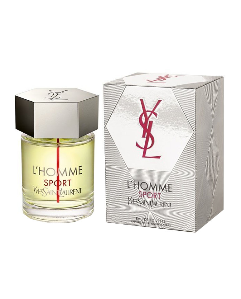 L´HOMME SPORT EDT 100ML SP/H 1