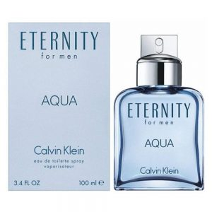 ETERNITY AQUA EDT 100ML SP/H