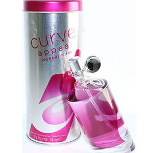 CURVE APPEAL WOMEN EDT 75ML SP